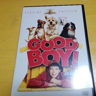 DVD。GOODBOY惑星犬、特別編、お譲り致します。