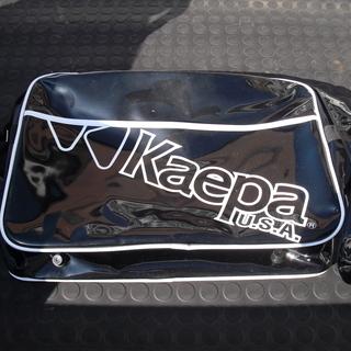 新品 Kaepa スポーツショルダーバック ブラック