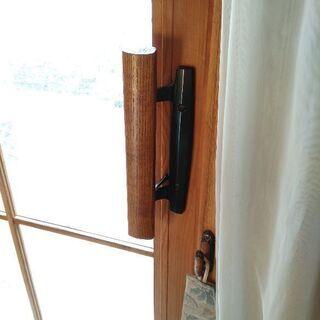 輸入2重窓(掃き出し窓)