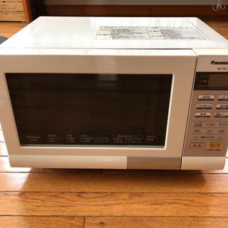 【取引終了】電子レンジ パナソニック NE-T155