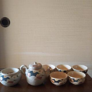 煎茶道具   清水焼