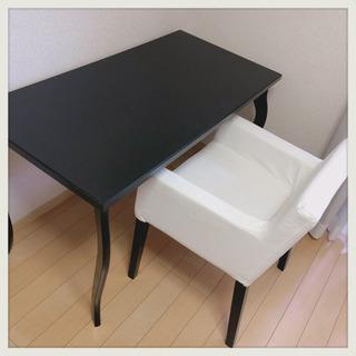 値下【IKEA】テーブル・イス