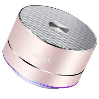 Bluetooth スピーカー ポータブル 低音強化 3W拡声器