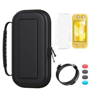 Nintendo Switch Lite ケース 収納バッグ(5...