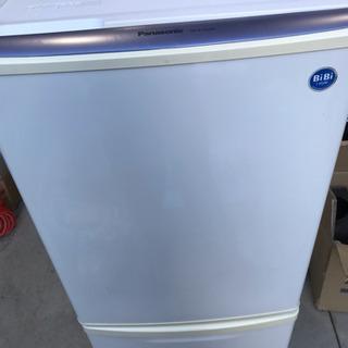 Panasonic 138L 2ドア 冷凍冷蔵庫 NR-B142...