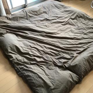 (取引先決定)コタツ布団(ニトリ)   90cm×90cm