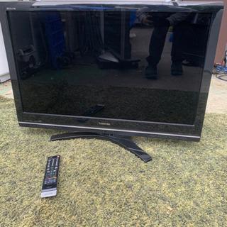 2010年製東芝REGZA37型液晶テレビ