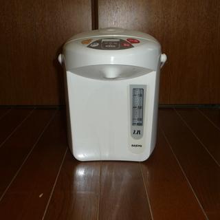 SANYO電気ジャー式ポット2.2L