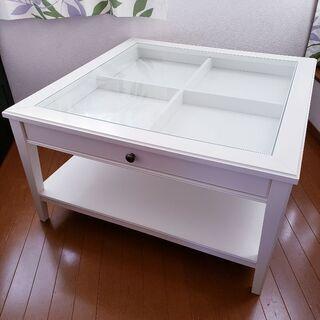【IKEA】イケア  ディスプレイテーブル  リビングテーブル