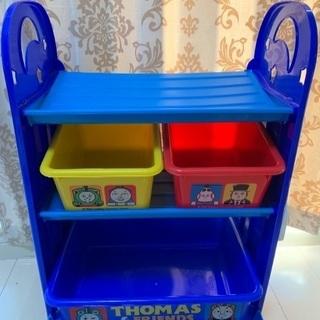 トーマスおもちゃ箱
