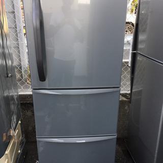 ☆東芝3ドア冷蔵庫 2010年製 GR-C34N 傷ありのためお安く☆