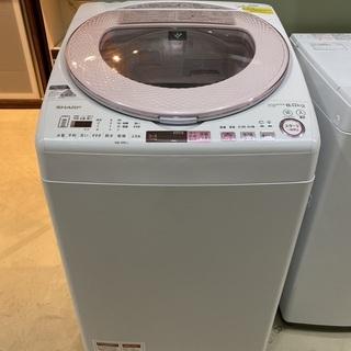 洗濯乾燥機 洗濯機 シャープ SHARP ES-TX8A プラズ...