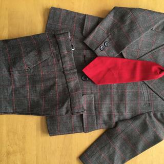 子供スーツ サイズ110