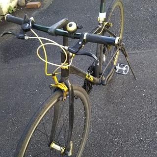 LIG(リグ) クロスバイク 700C シマノ製7段変速 …