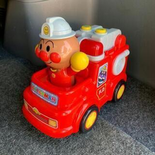 アンパンマン 消防車