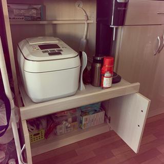 ニトリ 食器棚 キッチンボード ほぼ新品 − 埼玉県