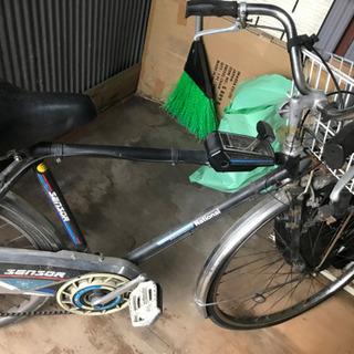 レトロ スパーカー自転車