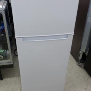 冷蔵庫 130L 2ドア グラシア130 130L 2018年製...