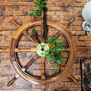 船舵(装飾用)