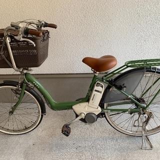 【中古】電動アシスト自転車アンジェリーノ AG26L8
