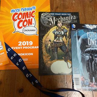 Comic Con Okinawa2019 非売品コミックブック...