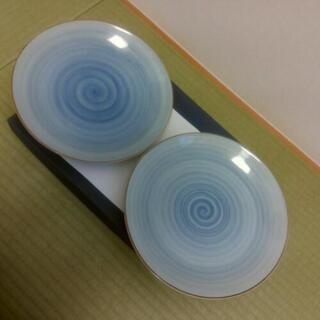 【未使用】大皿2枚