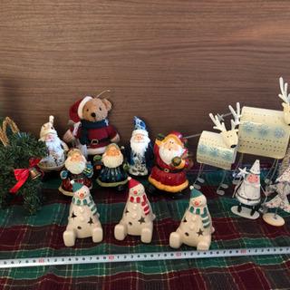 クリスマス インテリア セット