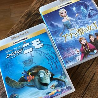 ファインディングニモ & アナと雪の女王[Blu-rayのみ]