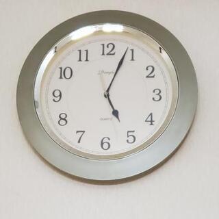 壁掛け時計 さしあげます ①