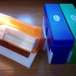 未開封のCD-R と 収納3ケース