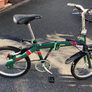 ジープ折りたたみ自転車 週末値下げ