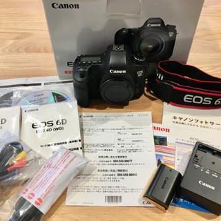 キャノン EOS 6D ボディ フルザイズ デジタル一眼レフカメラ