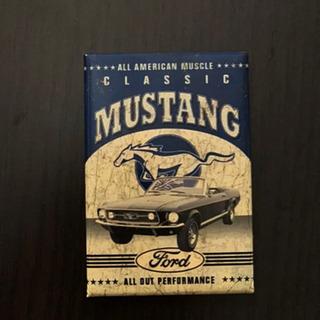 マグネット フォードマスタング