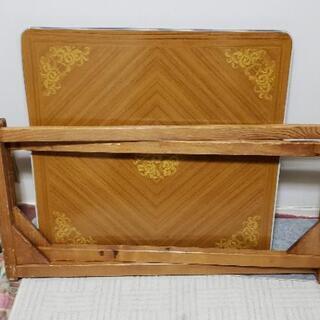 折りたたみ式テーブル ② - 家具
