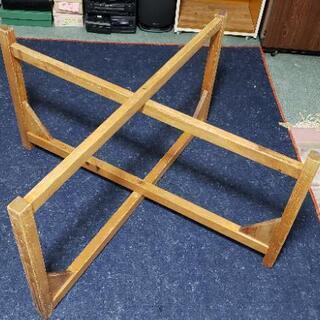 折りたたみ式テーブル ② - 岡山市