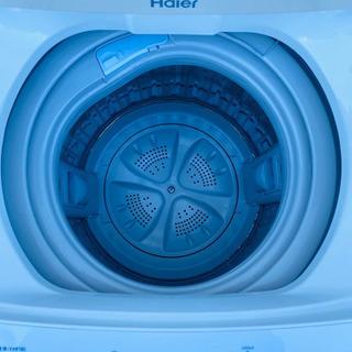 高年式‼️554番 Haier✨全自動電気洗濯機⚡️JW-C45A‼️ - 新宿区