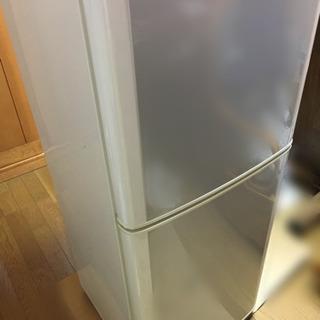 シャープ冷凍冷蔵庫 SJー14HーH (140L) 2004年製