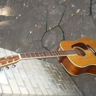 ★MORRIS guitar MD525S エレアコ(美品・美音...