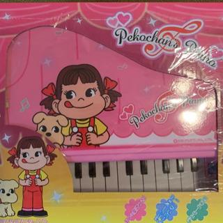 ペコちゃん ピアノ  本格的