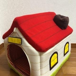 犬のお家です。