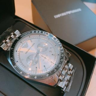 新品箱付き!エンポリオアルマーニ腕時計 2つあり!