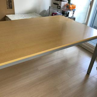大きい事務机 会議用テーブル