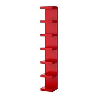 IKEA ウォールシェルフ lack ラック 赤
