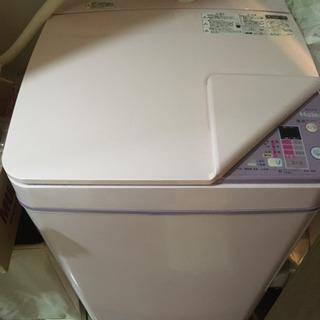 ハイアール 洗濯機 中古3.3kg