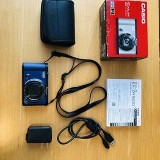 CASIO デジタルカメラ EXILIM EX-ZR1600