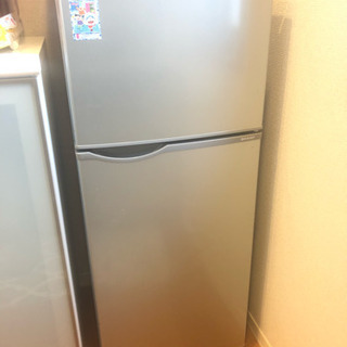 HITACHI 冷蔵庫 118ℓ 2016年製
