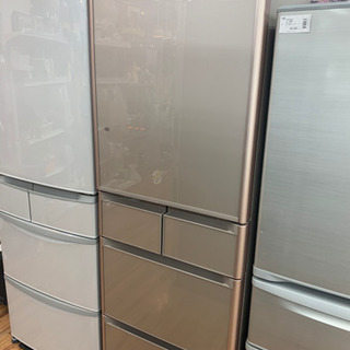 大容量!HITACHIの5ドアの冷蔵庫!