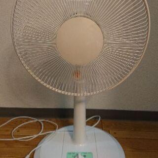 無料扇風機 切タイマー付き 洗濯物乾燥に
