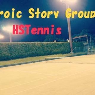 テニスサークルメンバーを募集中!