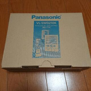 Panasonic ワイヤレス子機付き テレビドアホン VL-S...